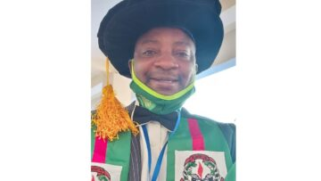 IITA BASICS-II boss, Prof. Sanni becomes Fellow of the Nigerian Academy of Science