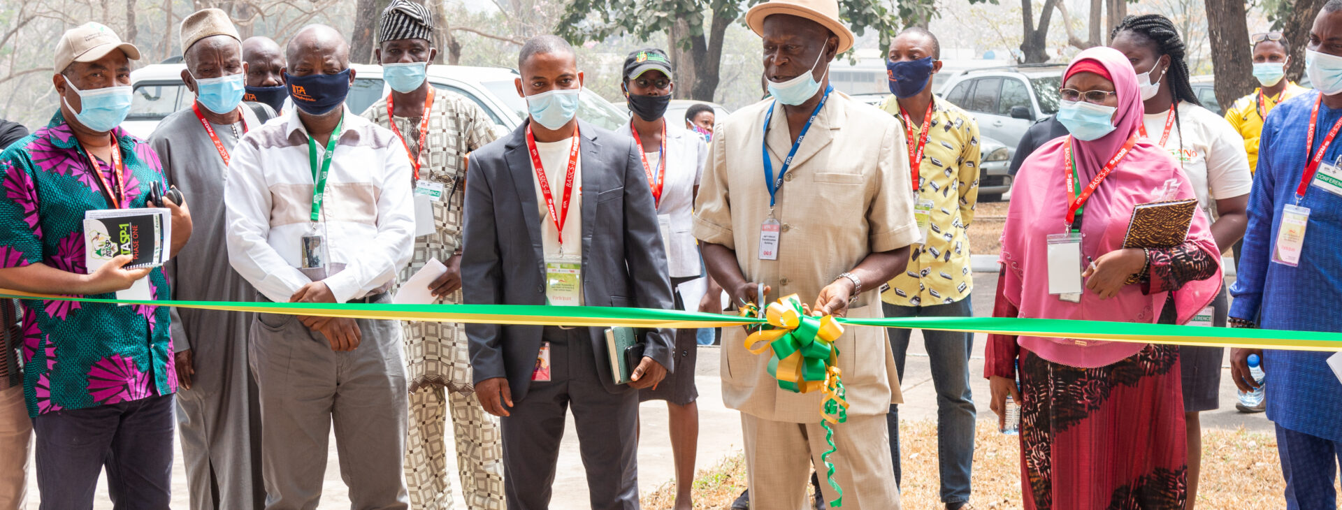 Partnership to promote cultivation of improved cassava varieties and consumption of locally processed agro-products kicks off