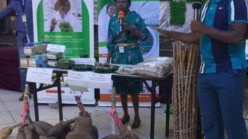 IITA BASICS-II trains women farmers on seed production, weed control
